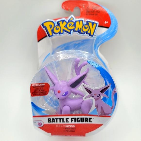 Pokemon Battle Figure Espeon